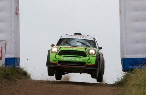 WRC. Eurolamp: 50 на 50