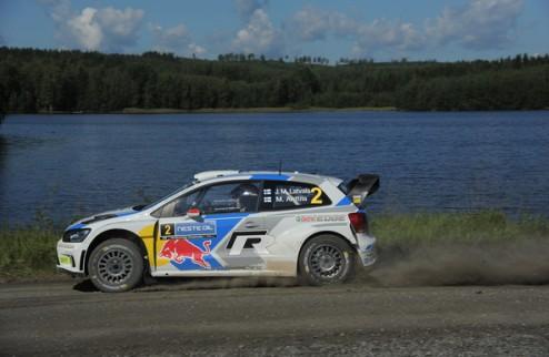"""WRC. Латвала: """"Нацелен только на победу"""""""