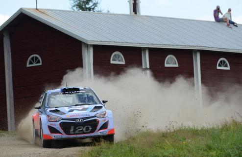 WRC. ����� ���������. ������� �������� ������ � ����