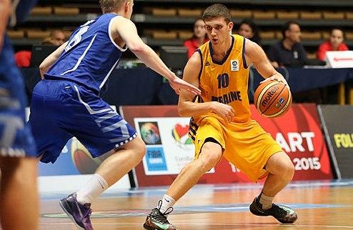 Святослав Михайлюк — MVP Евробаскета U-18 в дивизионе В