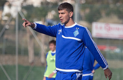 Ювентус и Лацио поспорят за защитника Динамо