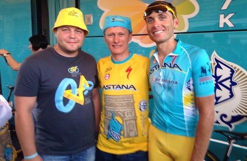 """Шолудько: """"Тур де Франс — эталон организации гонки"""""""