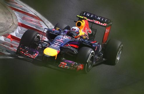 Формула-1. Хорнер доволен первой половиной сезона