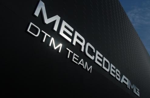 DTM. Мерседес подтягивает кадры из Формулы-1
