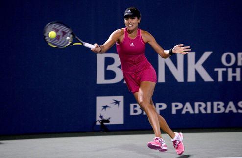 Монреаль (WTA). Иванович, Возняки и Азаренко идут дальше, провал Бушар
