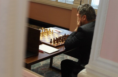 Шахматы. Украинцы проиграли Узбекистану