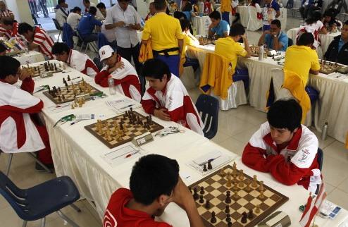 Шахматы. Азербайджан и Китай возглавляют Олимпиаду