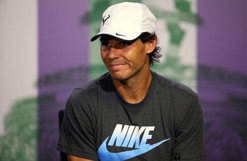 """Надаль: """"Теннис для меня не главное в жизни"""""""
