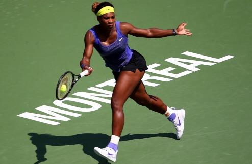 Монреаль (WTA). Синхронный успех сестер Уильямс, Радваньска громит Азаренко