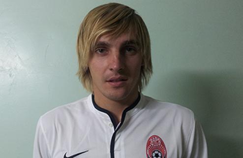 Заря подписала защитника сборной Украины
