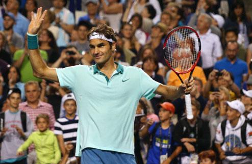 Торонто. Тсонга и Федерер разыграют титул