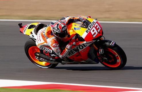 MotoGP. Гран-при Индианаполиса. Маркес выигрывает квалификацию