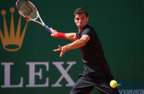 Чемпионская гонка ATP: Димитров обходит Бердыха