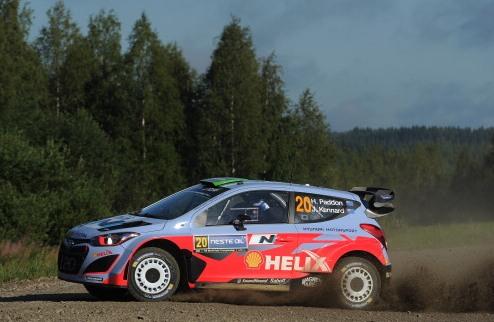 WRC. ������ ������� ������������ ������� � ���������