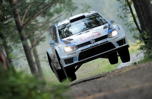 WRC. Ожье намерен отыграться за прошлогоднюю неудачу в Германии