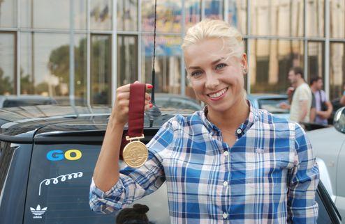 Средства от продажи медали Натальи Годунко отправлены по назначению