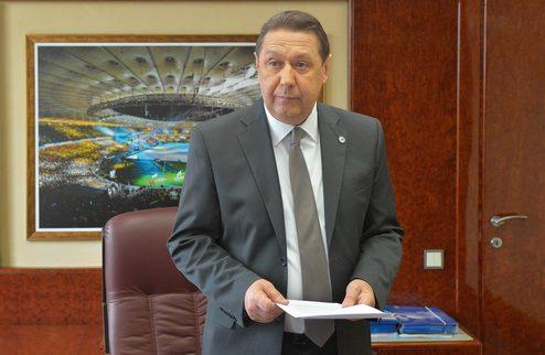 Коньков просит ФИФА и УЕФА наказать РФС