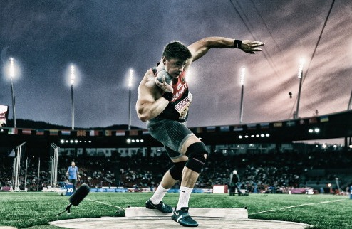 Легкая атлетика. В Цюрихе разыграли два первых комплекта медалей