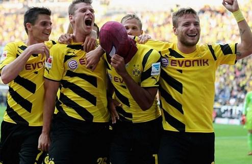 Дортмунд бьет Баварию и берет Суперкубок Германии