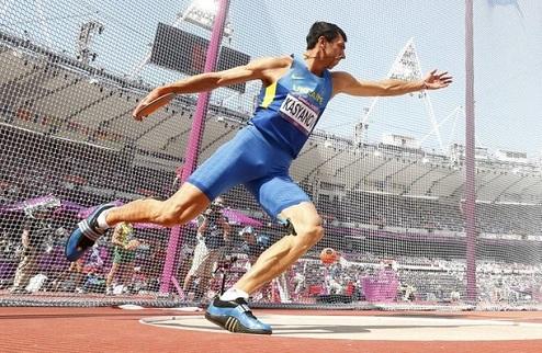 Легкая атлетика. Касьянов шестой в многоборье, победы Фара и Хартинга