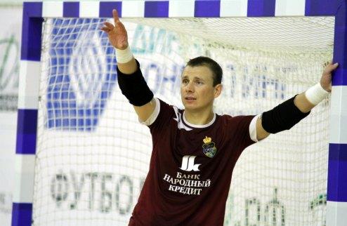 Футзал. Попов вернулся в Россию