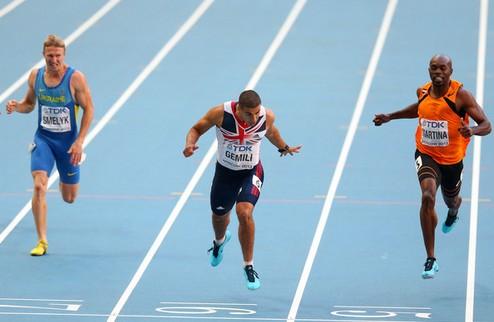 Легкая атлетика. Смелик, Погребняк и Строхова проходят в полуфинальные забеги