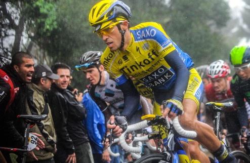 Велоспорт. Контадор планирует выступить на Вуэльте