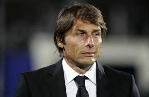 Конте возглавит сборную Италии