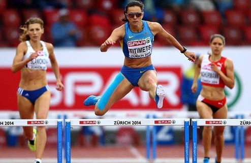 Легкая атлетика. Титимец берет серебро на чемпионате Европы