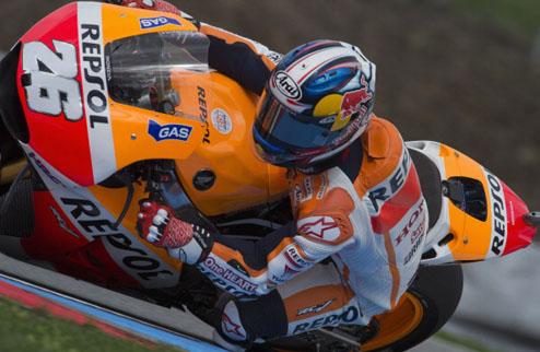 MotoGP. Гран-при Чехии. Педроса прерывает победную серию Маркеса