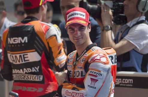 """MotoGP. Педроса: """"Было важно открыть счет победам"""""""
