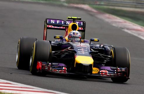 Формула-1. Риккардо: зрители в восторге от Спа