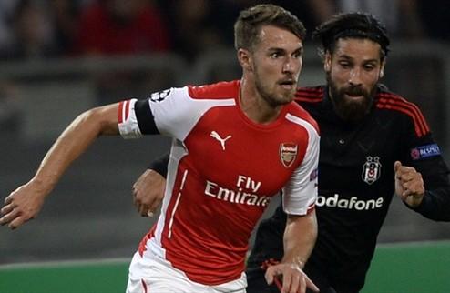 Арсенал увез ничью из Стамбула, Байер выиграл в Копенгагене