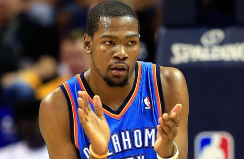 """НБА. Дюрант: """"Я лучший скорер Лиги"""""""