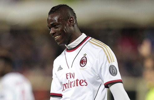 Милан не получал предложений от Ливерпуля по Балотелли