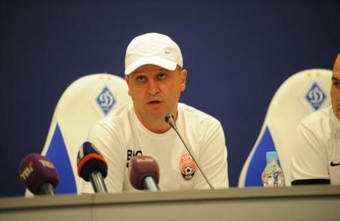 """Вернидуб: """"Надеюсь, что восстановили силы после игры с Черноморцем"""""""