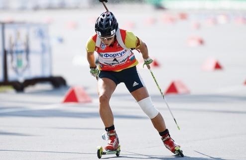 Биатлон. Юниоры берут бронзу на летнем чемпионате мира