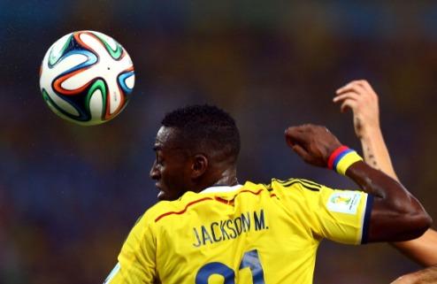 Милан: Джексон Мартинес — замена Балотелли?