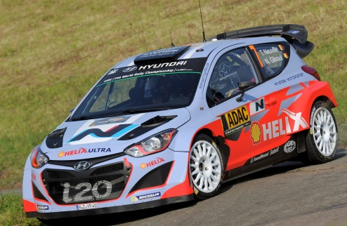 WRC. ������ ����� � ������ �� �������� �����������
