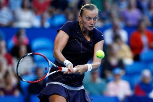 Нью-Хейвен (WTA). Квитова и Стосур в полуфинале