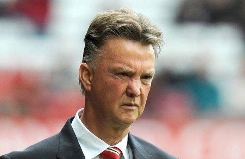"""Ван Гаал: """"Две недели назад я был королем Манчестера, а теперь сущий дьявол"""""""