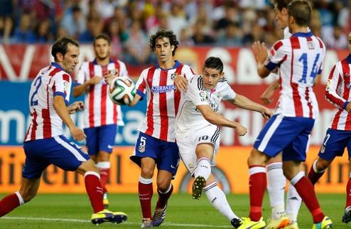Атлетико выиграл Суперкубок Испании