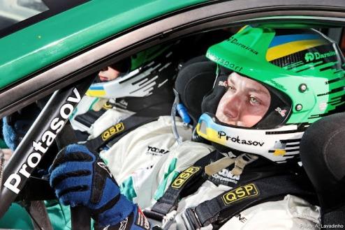 """Протасов: """"Не совсем понимаю, как управлять WRC-машиной"""""""