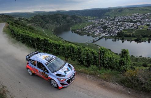 WRC. ����� ��������. ������� ������ � ������