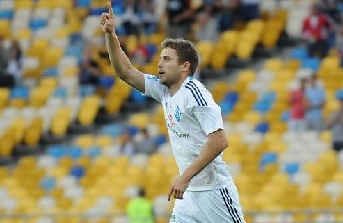 Динамо уверенно победило в Кировограде