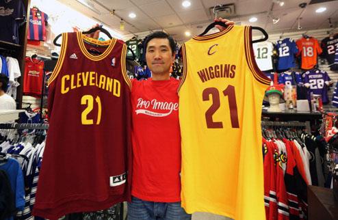 НБА. Кливленд обменяет футболки Уиггинса