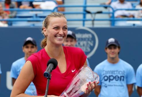 Чемпионская гонка WTA. Квитова сменила Иванович