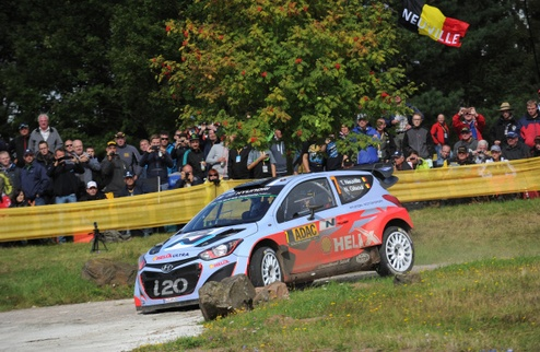 WRC. ����� ��������. ������������ ����� �����, 11-� ����� ���������