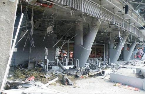 Донбасс Арене нанесли ущерб на один миллион долларов