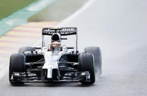 Формула-1. Магнуссен оштрафован на 20 секунд